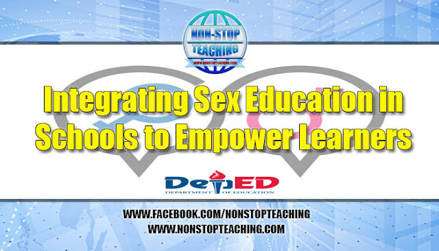 Integrating Sex Education in Schools to Empower Learners