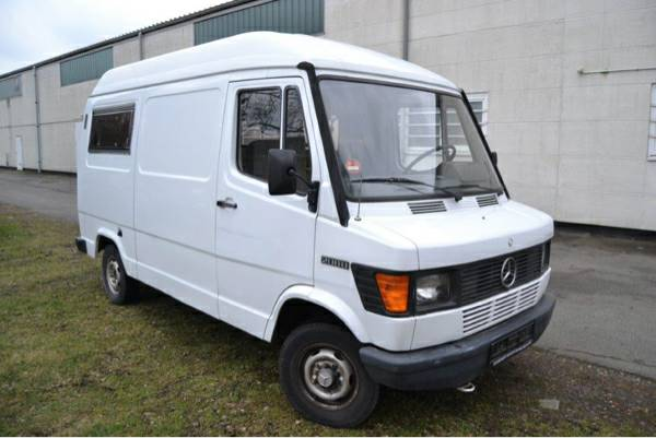 Used RVs 1990 Mercedes-Benz Camper For Sale For Sale by Owner
