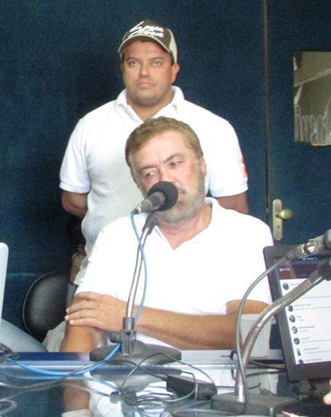 Em Jataúba o Prefeito Antônio de Roque(PMDB) concede entrevista e ...
