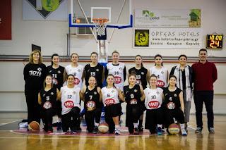ΣΦΚ Πιερικός Αρχέλαος – ΕΟ Σταυρούπολης 60-64