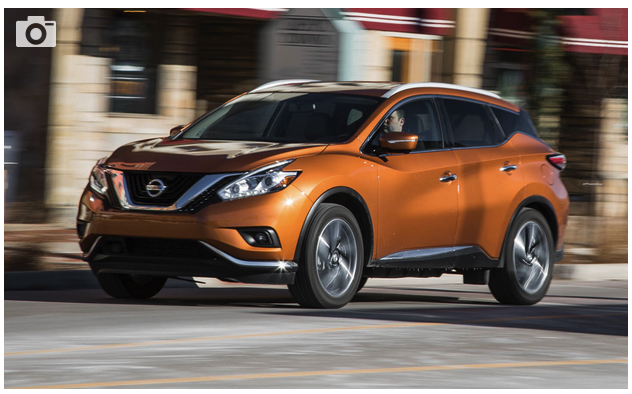 2017 nissan murano platinum awd review cars auto express new and used car reviews news advice. Black Bedroom Furniture Sets. Home Design Ideas