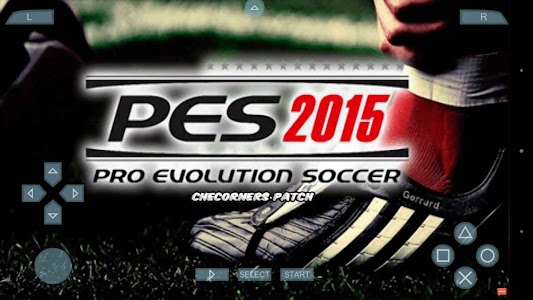 PES 2015 ISO For PPSSPP Android