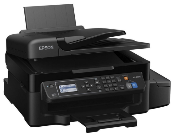 Up Printer Drivers For Epson