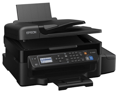 Free Epson ET-4500 Driver Download - Windows, Mac