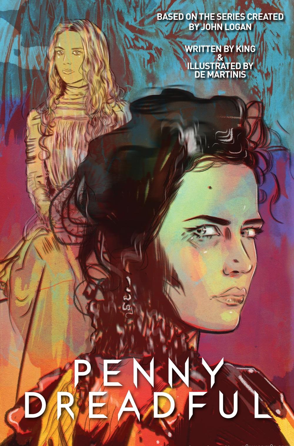 Penny Dreadful 004 (2016)  | Vietcomic.net reading comics online for free