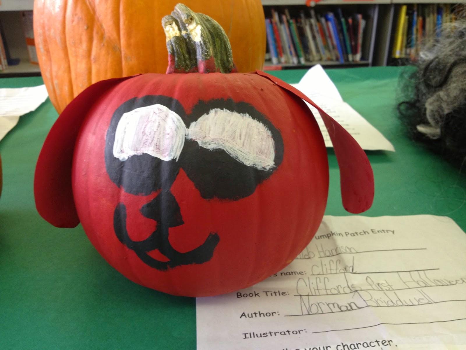 Classroom Freebies Storybook Pumpkin Patch