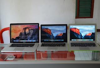 Jual Beli Macbook Bekas di Malang