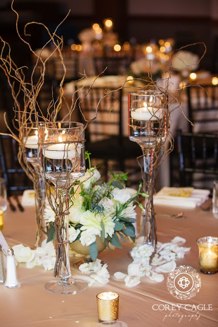Omni Grove Park Inn Wedding Reception | Corey Cagle Photography