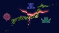 Japan divided
