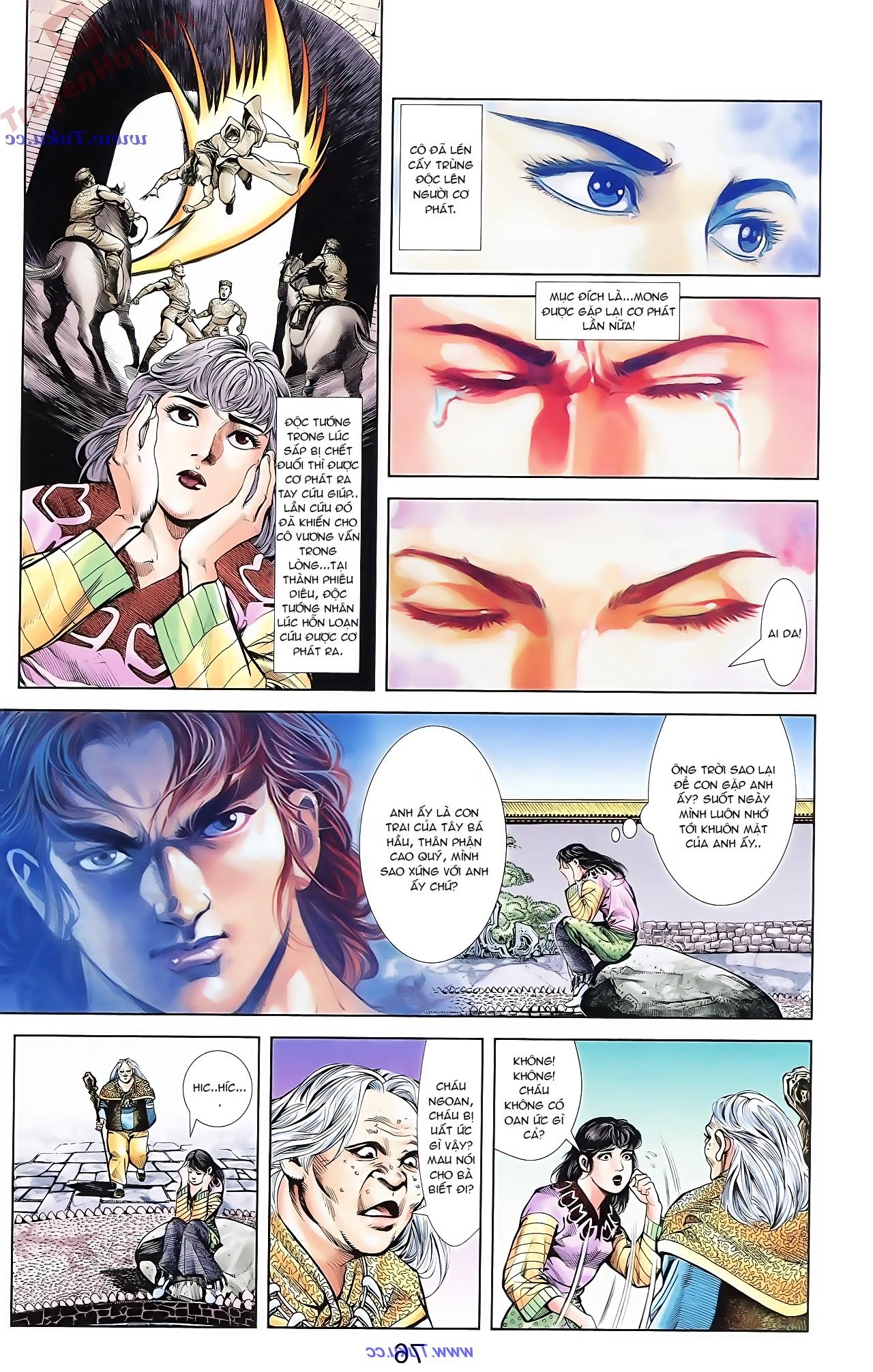 Cơ Phát Khai Chu Bản chapter 71 trang 3