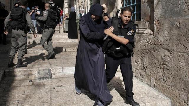 Israelíes asesinan a tiros a una mujer palestina en Cisjordania
