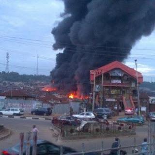 petrol tanker accident in ibadan