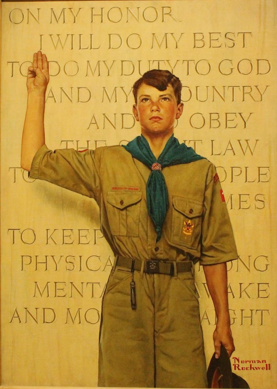 Unam Sanctam Catholicam Not Abandoning The Boy Scouts Of