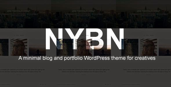 Premium Blog WordPress Theme 2015