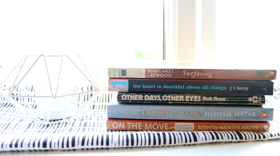 What I've Been Reading Lately: April Books Roundup
