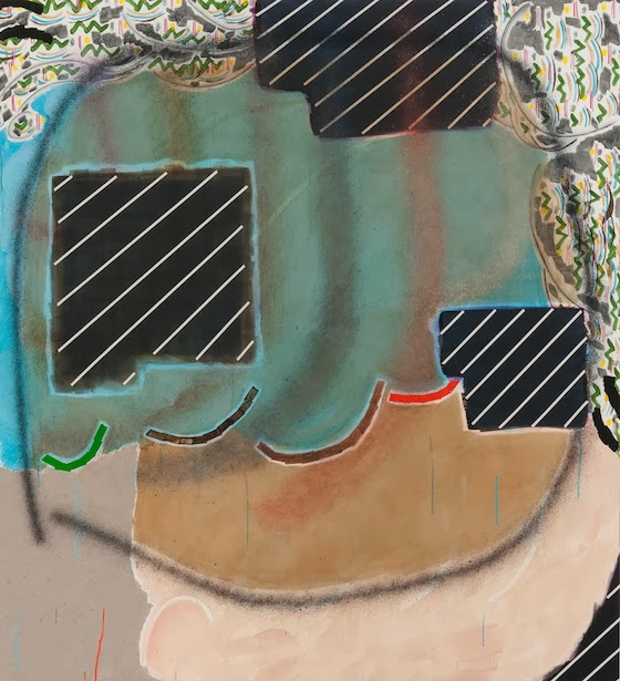 Allison Miller's dirty paintings and clumsy relationships