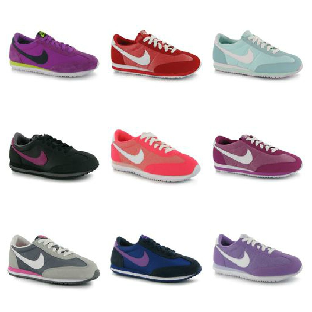 Trainer Style Golf Shoes