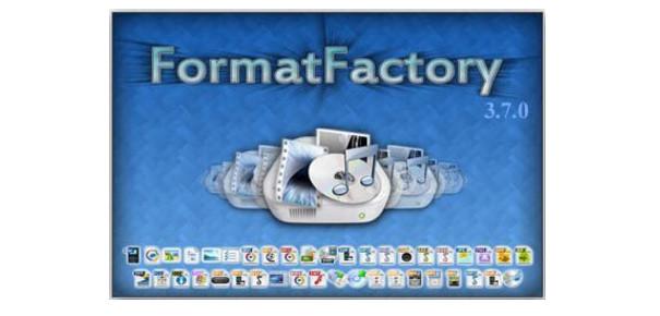 تحميل برنامج Format Factory للتعديل علي صيغ الملفات