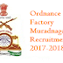 Ordnance Factory Muradnagar Recruitment 2017-2018 Apply Online www.ofm.gov.in
