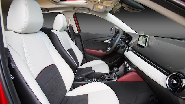 2016 Mazda CX-3 Design,Features, Performance  Review