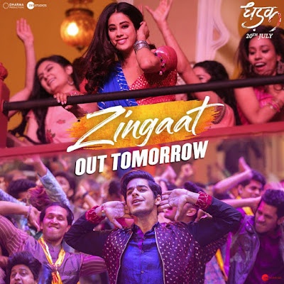 #instamagdhadaks-song-zingaat-to-release-tomorrow