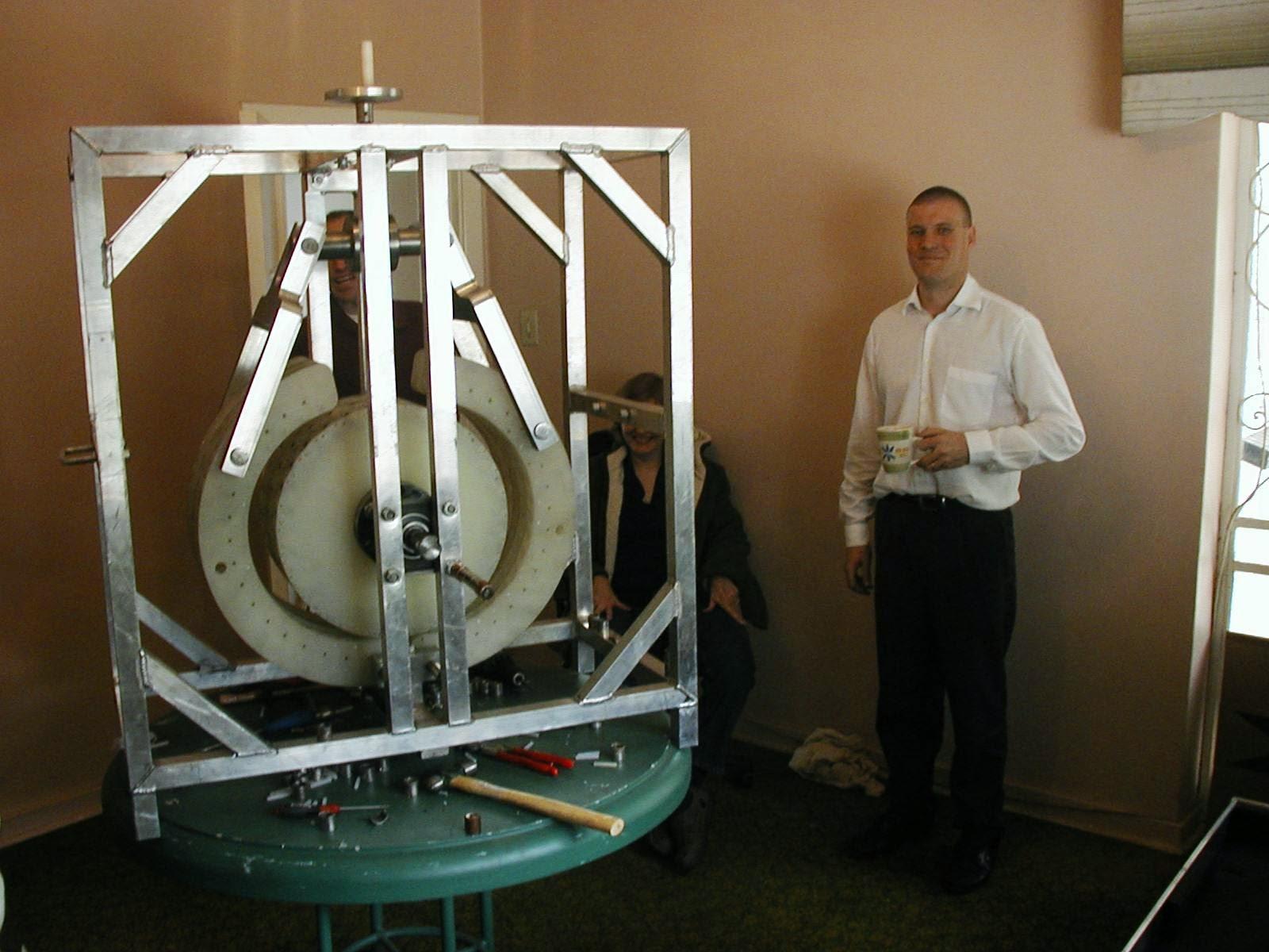 b307c49a513 Generador de energa infinito con cooler y imn de neodimio a