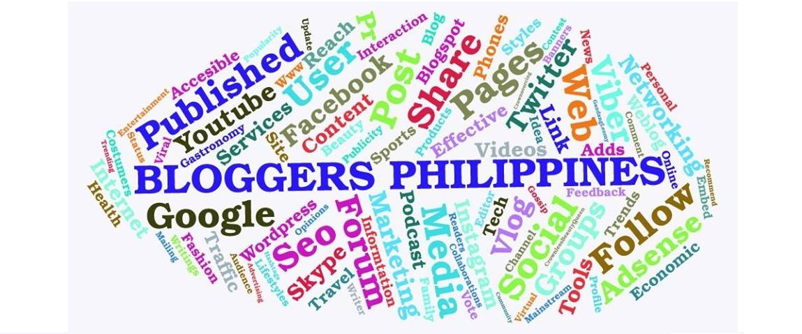 Bloggers Philippines - Online Magazine, Blogs, News, and Events!
