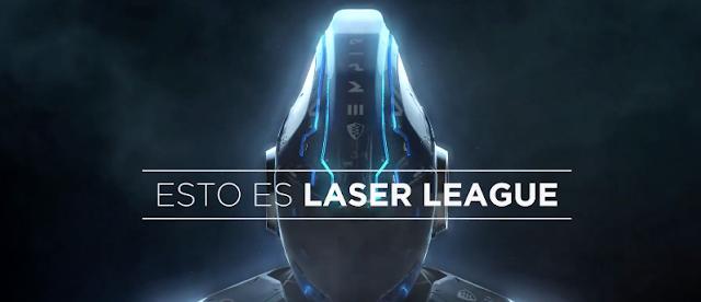 Laser League llegará el 10 de mayo