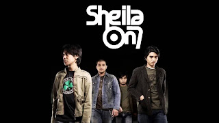 Download Lirik Lagu dan Chord gitar Sheila On 7 – hujan turun