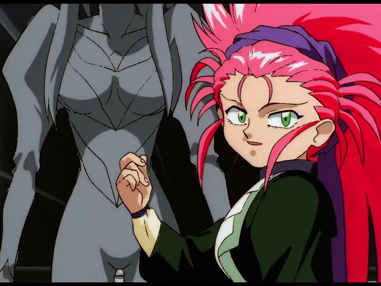 Medusa's girls: 天地無用!魎皇鬼 第6話