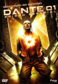 Dante 01: Prisão Espacial Dublado