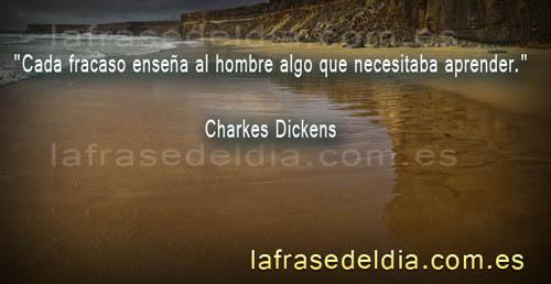 Frases famosas de Charkes Dickens