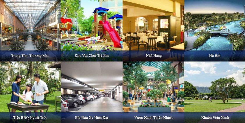 Tiện ích ngoại khu căn hộ Green Star Nguyễn Lương Bằng