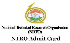 NTRO Admit Card