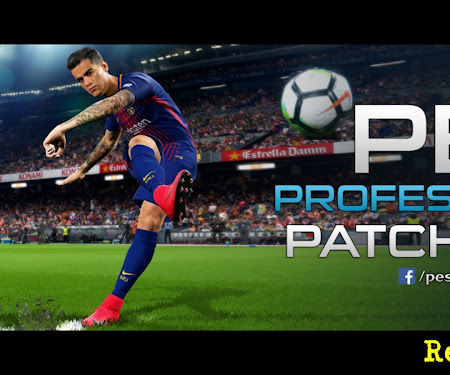 PES 2018 Professionals Patch V2.1