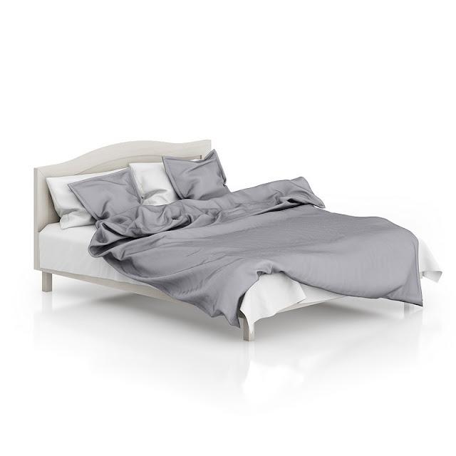 3D model free -  Bedrooms_09