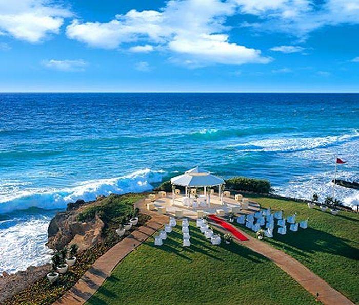 Fun and Cool: Beautiful Beach Wedding Decorations Ideas