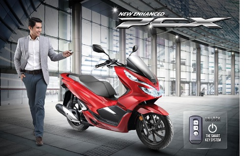Honda PCX 150 Malaysia