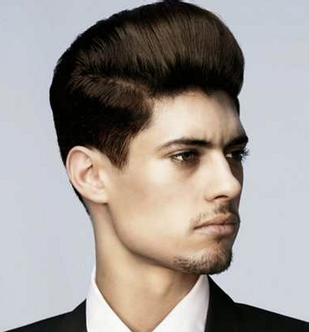 Wondrous Retro And Classic Hairstyles For Men Afro Haircuts Hairstyles For Men Maxibearus