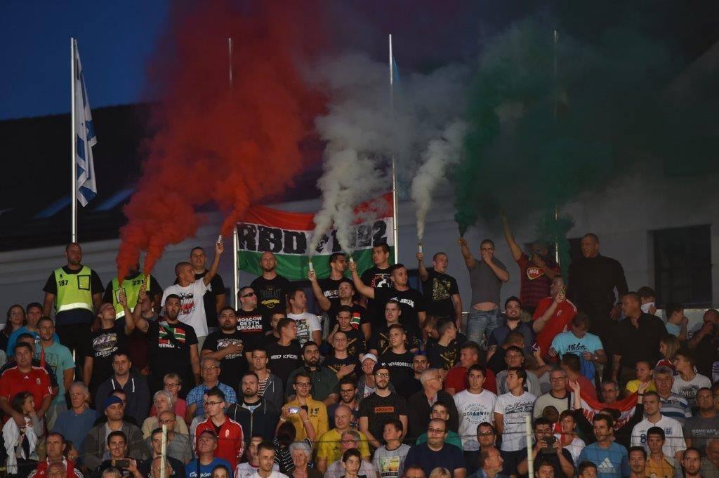 2016 2017 Hungary Futball NB 1 Nemzeti Sport - Football Season Preview Magazine