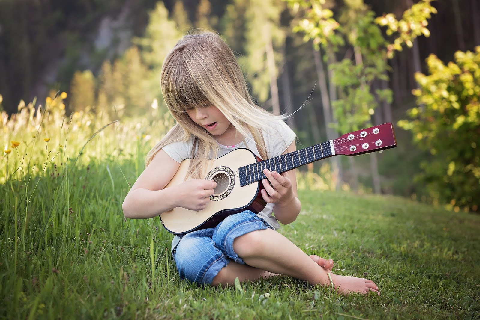 Bible Lessons From The Outdoors: Christian Songs About Nature For