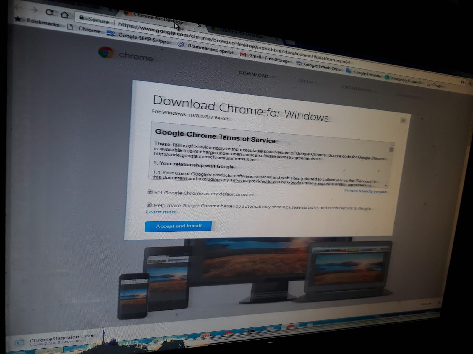 download google chrome full version offline installer