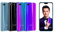 Honor 10: smartphone con notch, Android Oreo e prestazioni top