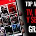 Descarga 2 Apps gratis para ver películas y Tv Premium en tu celular [Modo Cuarentena]