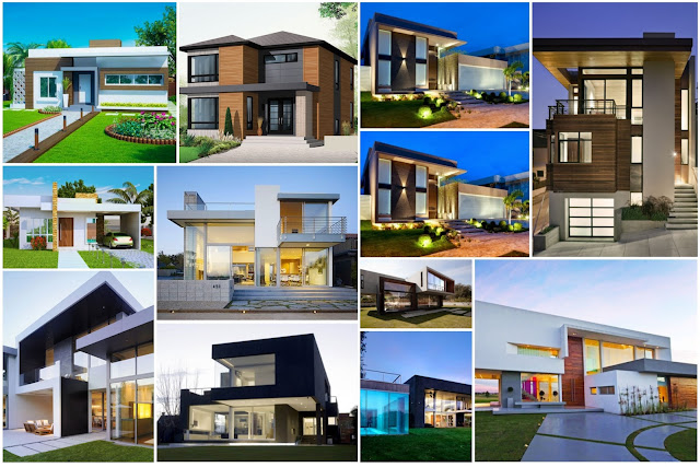 38 Modern Houses To Inspire