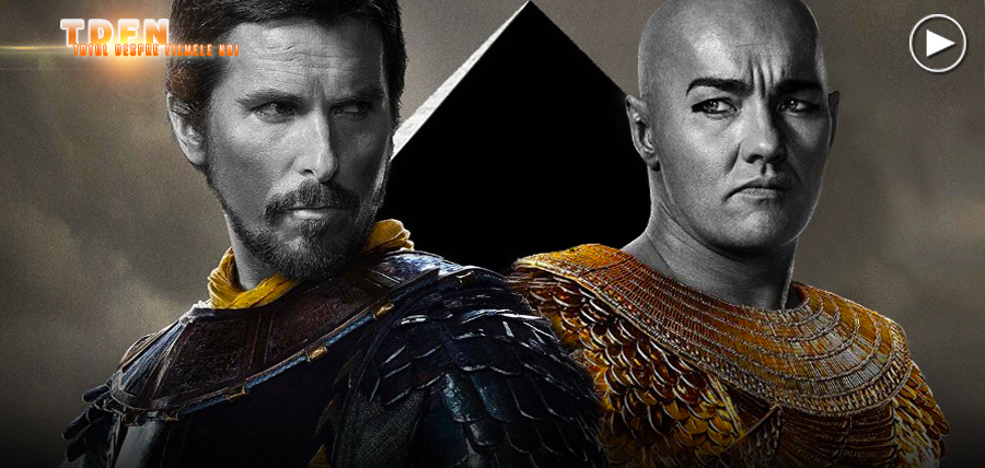 Trailer Extins Pentru MegaFilmul EXODUS: GODS AND KINGS