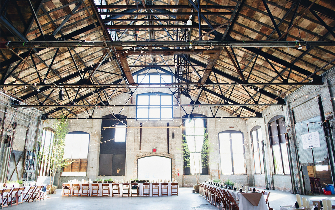 Basilica Hudson Wedding Venue