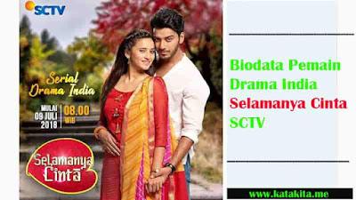 Nama Pemeran Biodata Pemain Selamanya Cinta Jaana Na Dil Se Door SCTV