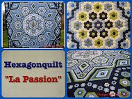 Hexagonquilt La Passion