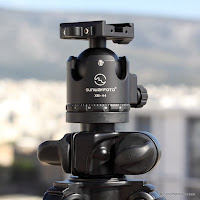 Sunwayfoto XB-44 Low Profile Ball Head Review